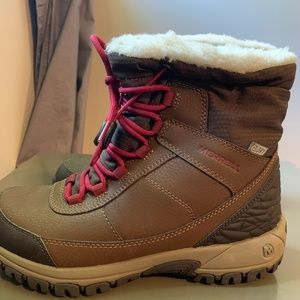 MERRELL ENDERSY THERMO BOOT WOMEN WTPF INSULATED